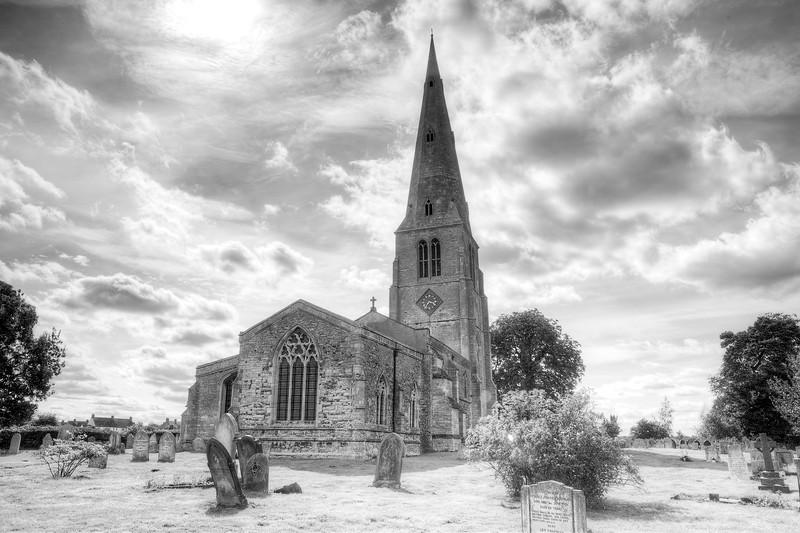Spaldwick Church in HDR_7050517335_o.jpg