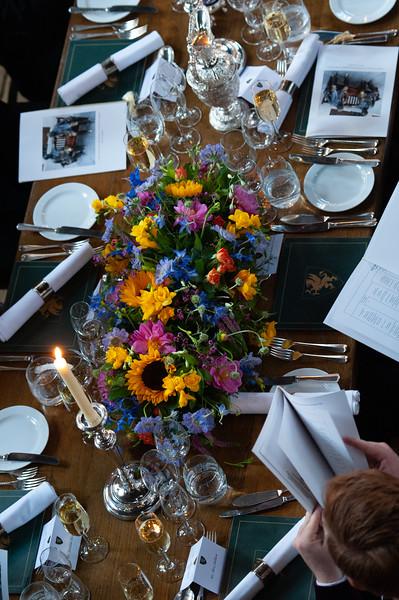 Commemorative Dinner