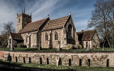 Impington Church