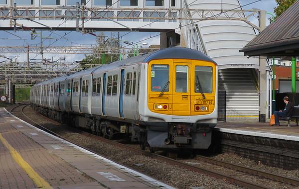 UK Rail October 2019