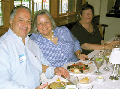 Dining Out 09-0822 Cadots