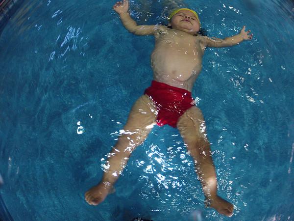 Karga - Test with GoPro2 at Swim Float Swim 6/26/12