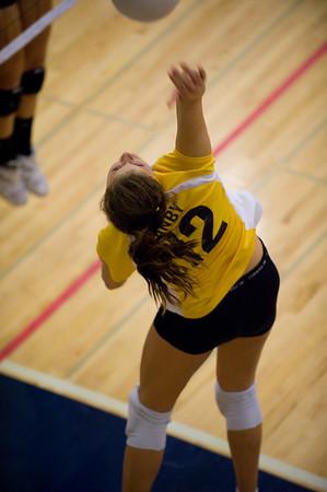 Canby Cougars November 7, 2008