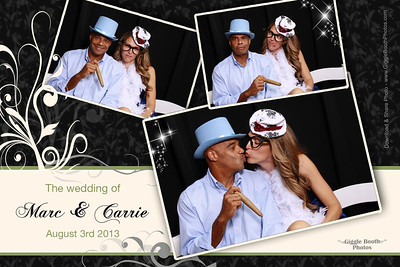 Marc & Carrie Wedding