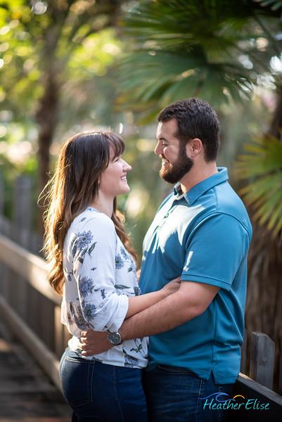Paige + Jake | Balboa Park Engagement | San Diego Wedding Photographer
