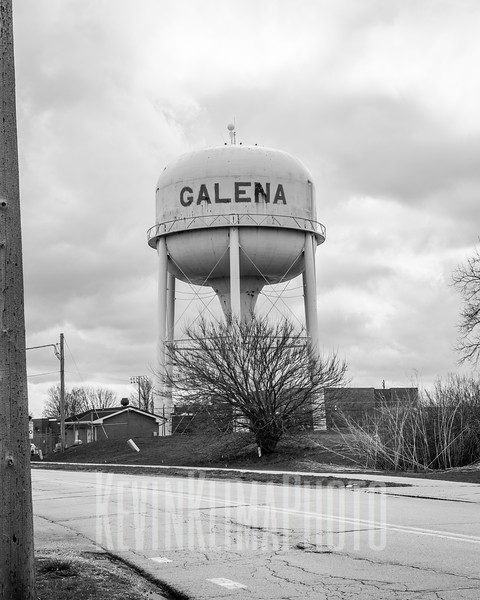 Galena Water Tower