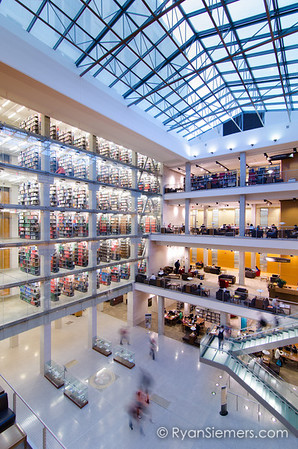 Jockimo @ OSU Thompson Library