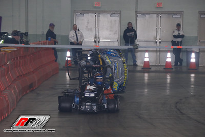 Kart Klash @ Northeast Motorsports Expo - York, PA - 3/25/18 - Michael Fry