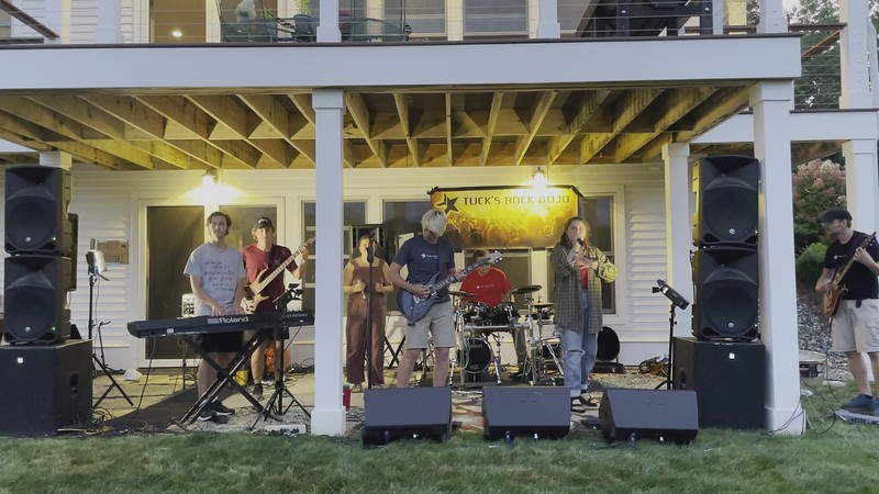 Party on the Hill - videos