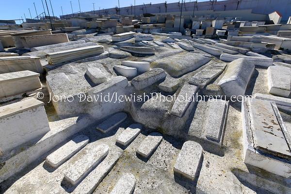 CEUTA (Spain). Jewish Cemetery (3.2016)