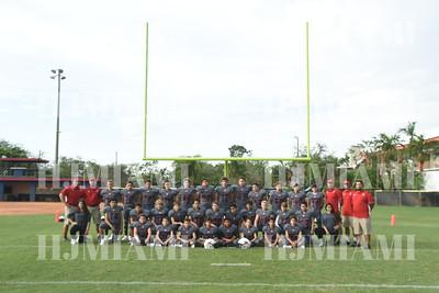 Football | Middle School | 9/27/17