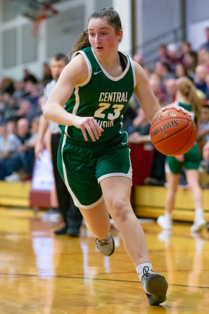 2020-02-11 | Girls | Central Dauphin vs. Shippensburg