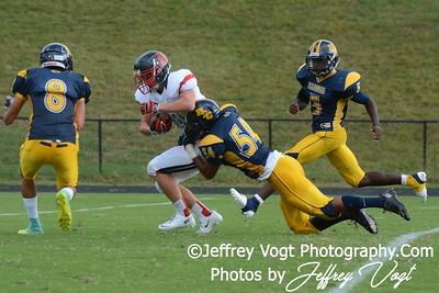 09-16-2013 Wootton HS vs BCC HS Varsity Football, Photos by Jeffrey Vogt Photography