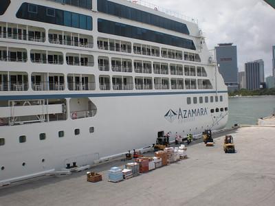 Azamara Quest April 2008