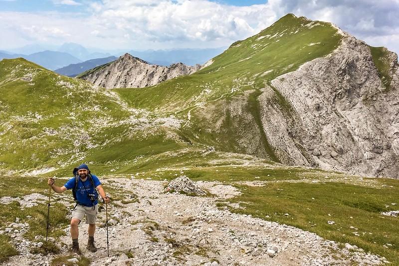 Admonter Kalbling (2196m) - triko Furry