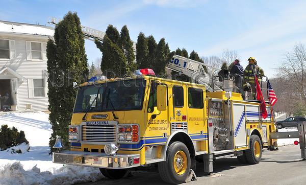 ROXBURY, NJ HOUSE FIRE 34 WILLIAMS RD. MARCH 5, 2009
