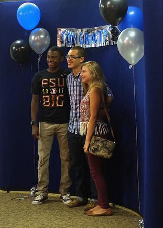 Austin HS Grad 2014