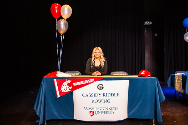 Casteel Signing Day Dec 18 (Cassidy Riddle)