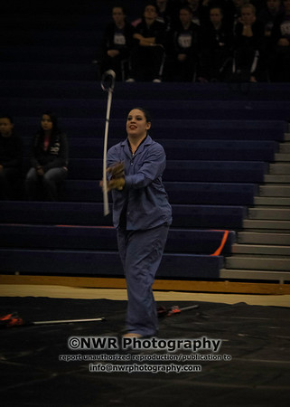 Chancellor High School Winterguard