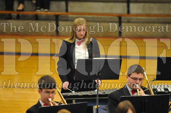 JH-HS Band Christmas Program 12-15-13