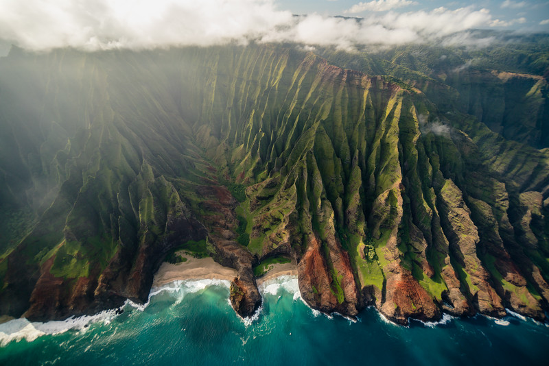 1813 was a personal trip to Hawaii Kauai with his family. Most photos are personal in nature and no client. Aerial photos of the yellow plane were taken on the Napaoli Coast.