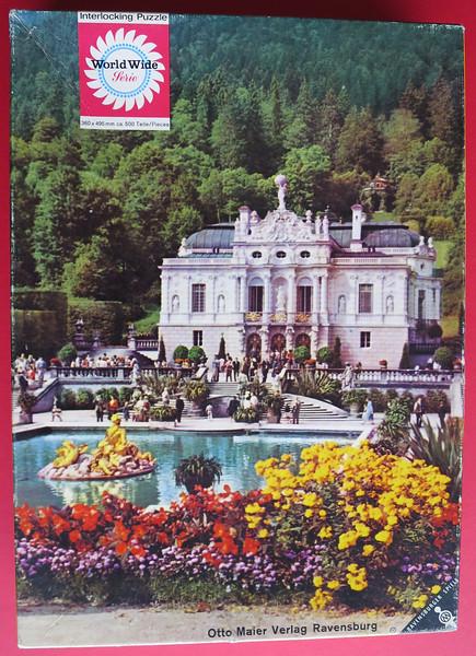 15416 Schloss Linderhof