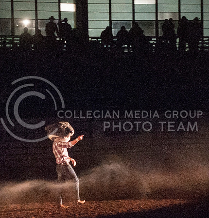 Bull Riding Championship at Weber Arena