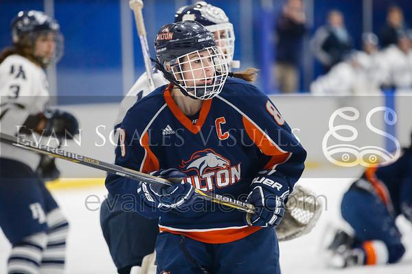 Milton Academy Girls' Varsity Hockey