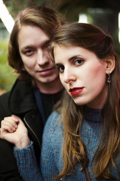 Valentina & Kirill, 2016.