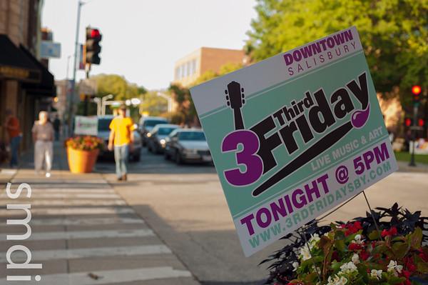 September 2012 Third Friday