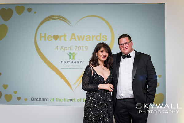 Orchard Care Homes Heart Awards