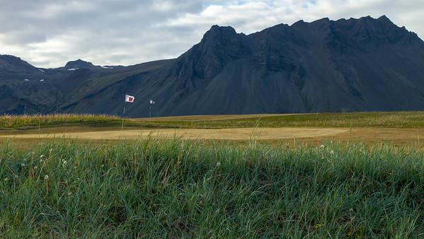 Garðavöllur, Snæfellsnesi