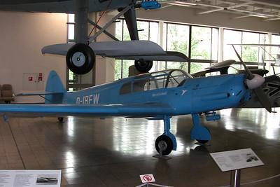 Danish Preserved Aircraft