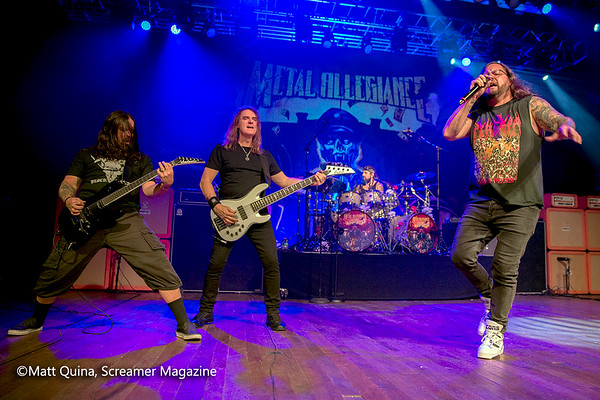Metal Allegiance, House of Blues 1-24-19
