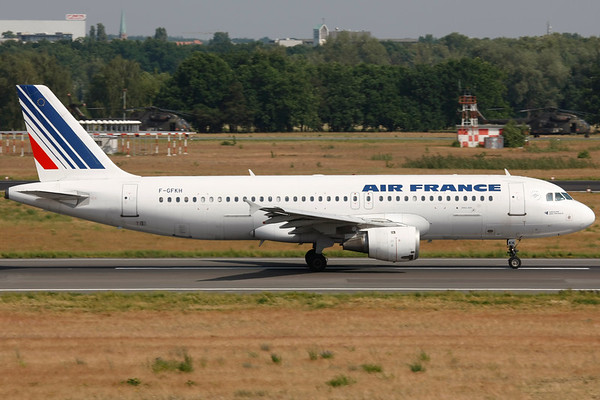 F-GFKH - Airbus A320-211