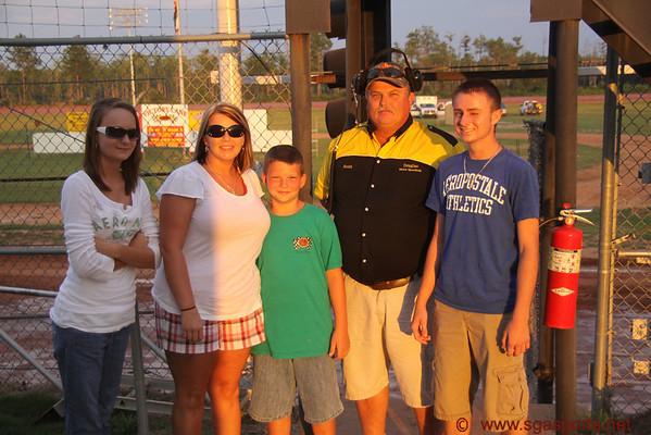 Douglas Motor Speedway 7/25/09