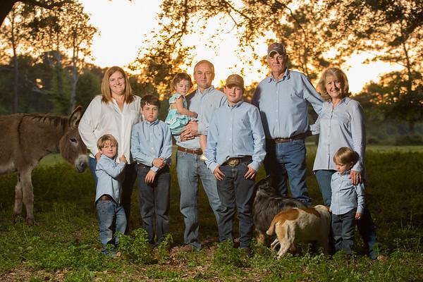 Stalvey Family