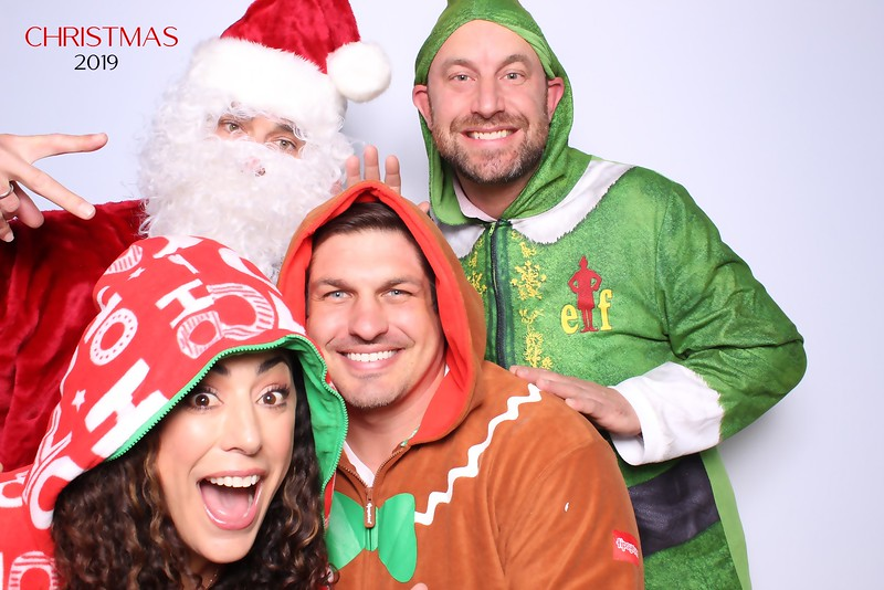 Herndon Riccobono Holiday Party 2019 (Color SkinGlow Booth)