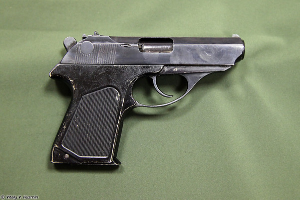 5.45x18 compact pistol PSM