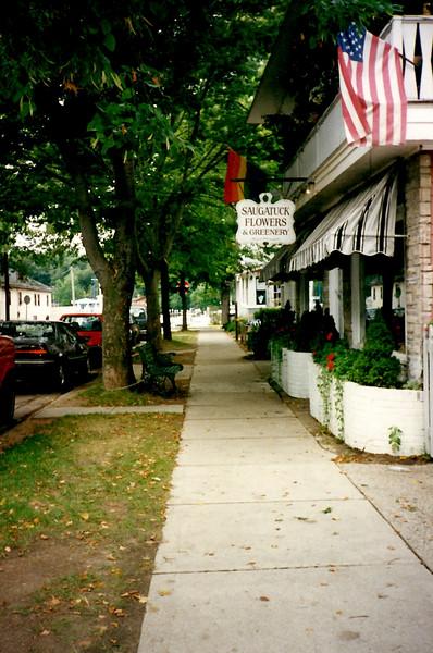 Saugatuck Street