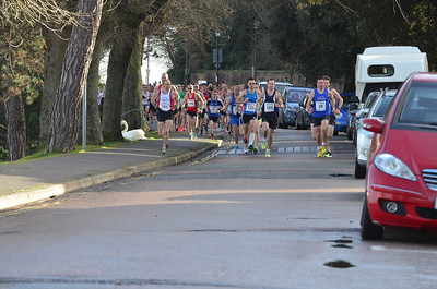 Ryde 10 miles - 2/2/14