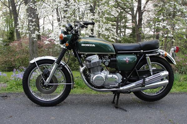 Early Honda CB750 K1 Original Survivor