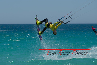 Kitesurfing November 2013 - April 2014