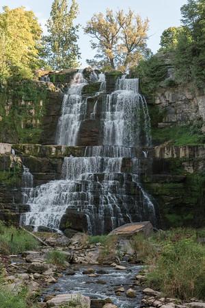 Fall 2020: Chittenango Falls