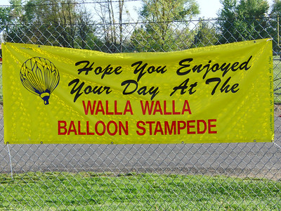2009 Walla Walla Balloon Stampede