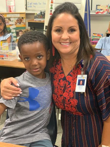 Samuel | 1st grade | Deer Creek Elementary