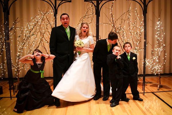 Kerrie & Michael Wedding  02 March 2013