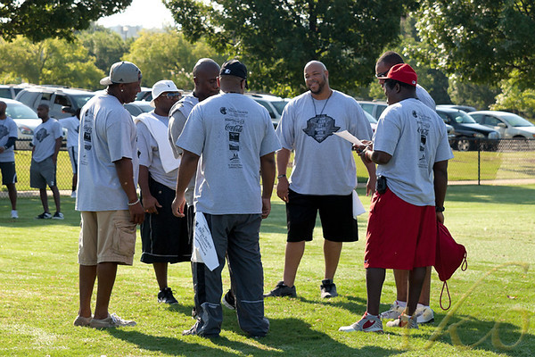 Bryan Thomas 2011 Football Camp