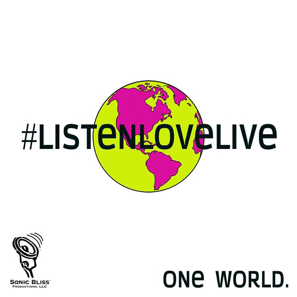 We are one world.... #listenlovelive