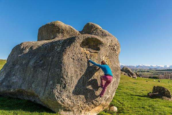 Elephant Rocks, 22 June 2014